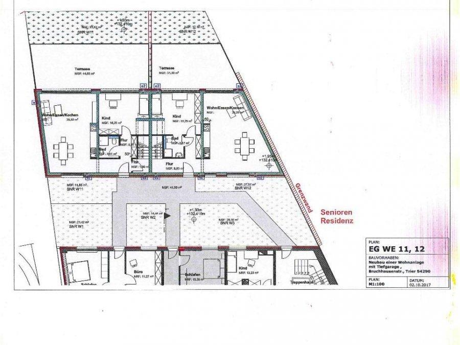 wohnung kaufen 5 zimmer 137 m² trier foto 1