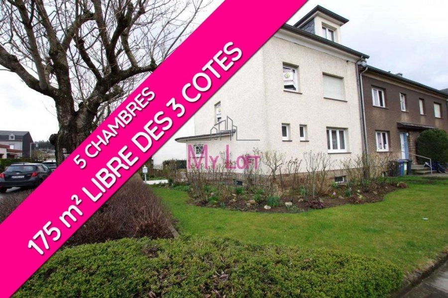 acheter maison individuelle 5 chambres 130 m² differdange photo 1
