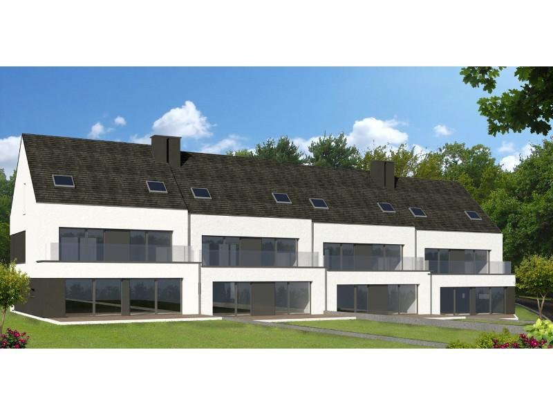Maison mitoyenne à vendre 3 chambres à Niederpallen