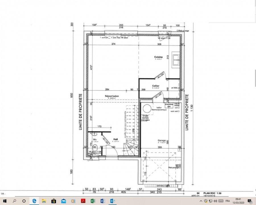 acheter maison jumelée 5 pièces 100 m² thionville photo 2