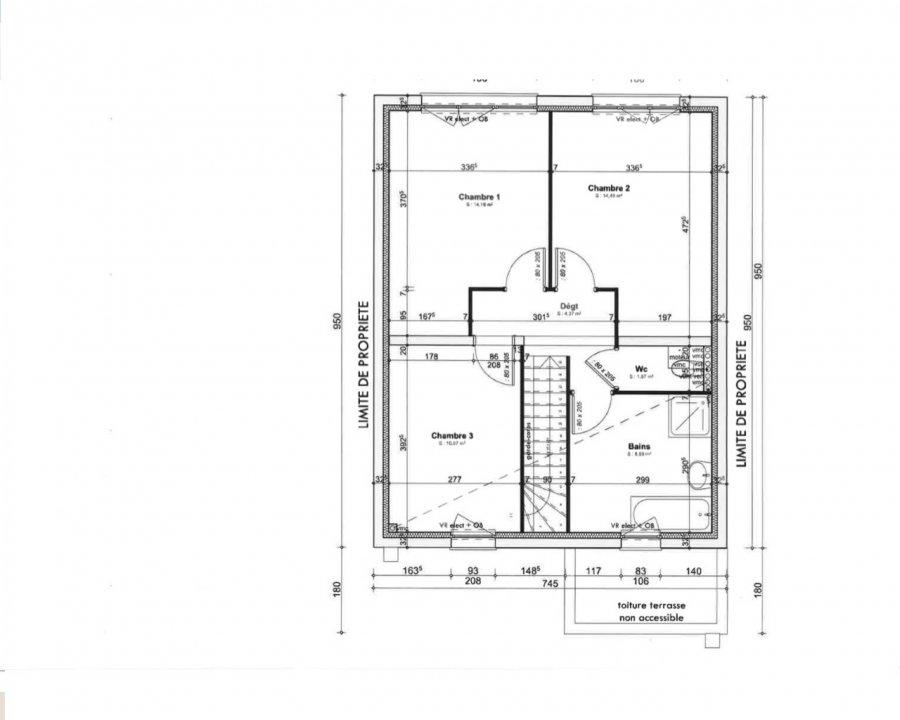acheter maison jumelée 5 pièces 100 m² thionville photo 3