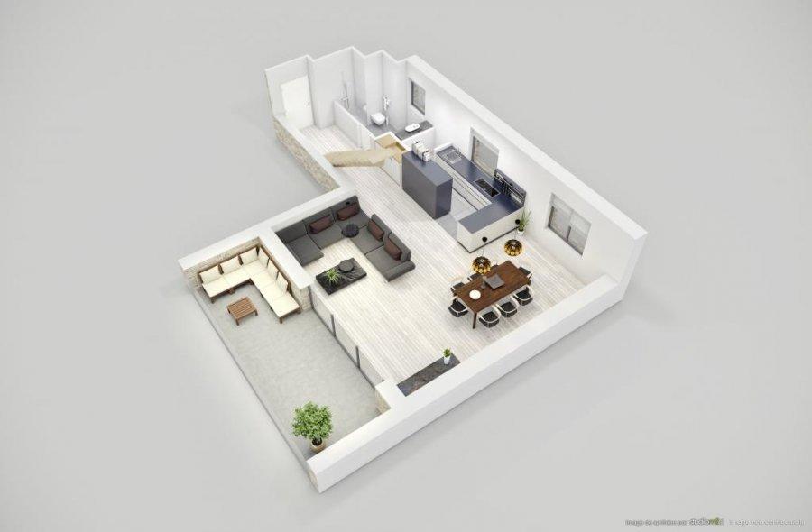 acheter duplex 2 chambres 112.83 m² luxembourg photo 7