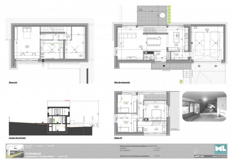 acheter maison individuelle 3 chambres 174 m² ettelbruck photo 3