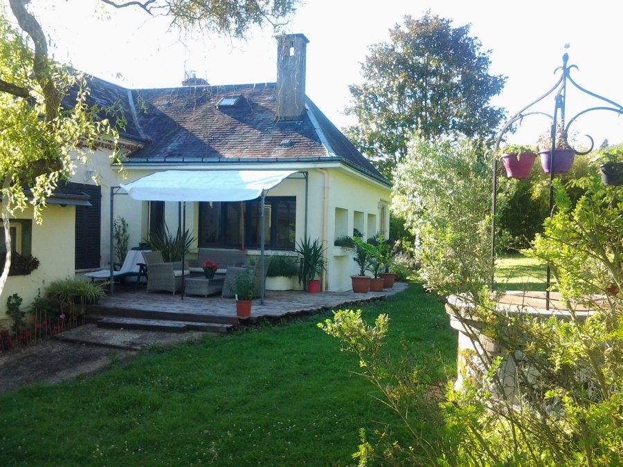 Maison à vendre F6 à Villedieu le chateau