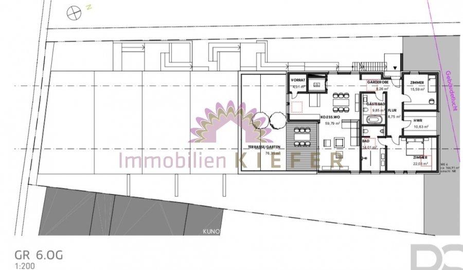 penthouse-wohnung kaufen 3 zimmer 143 m² saarburg foto 2