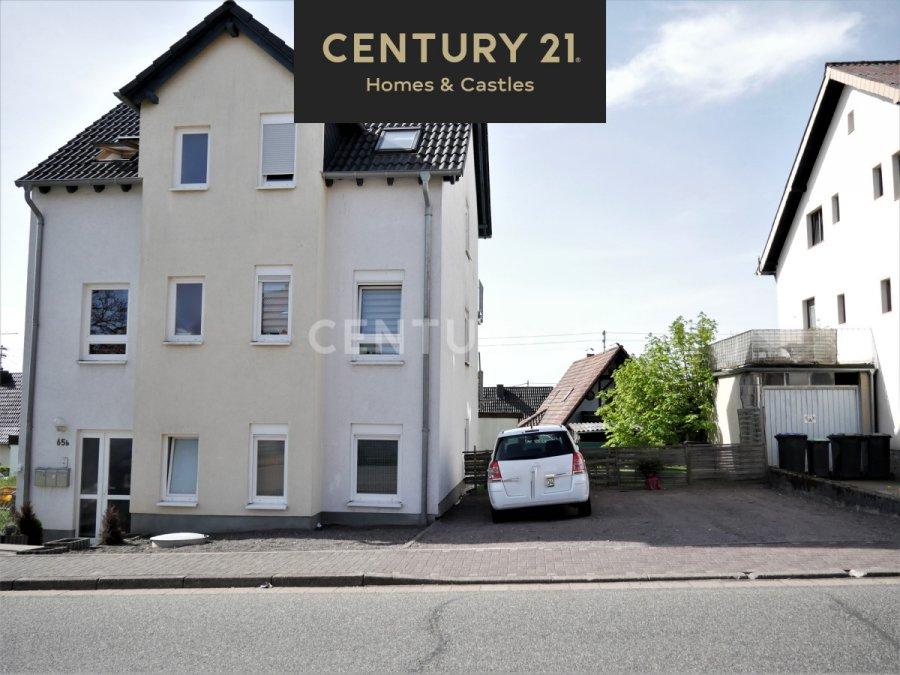 wohnung kaufen 3 zimmer 73.2 m² quierschied foto 1