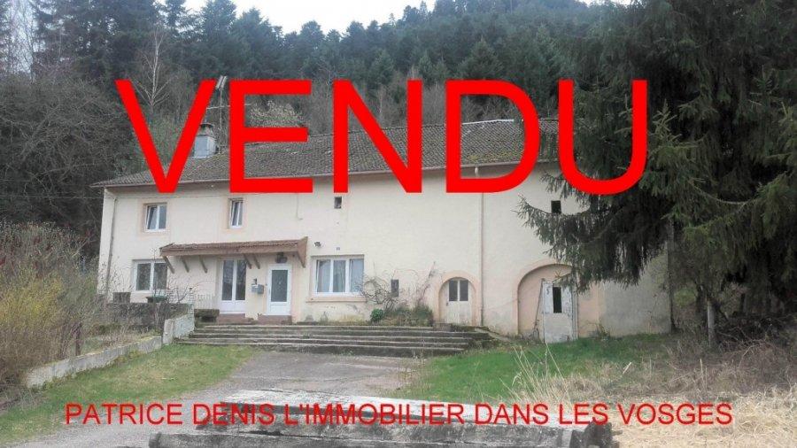 acheter ferme 6 pièces 200 m² saint-dié-des-vosges photo 1