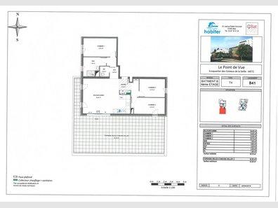 Appartement à vendre F4 à Metz - Réf. 6338827