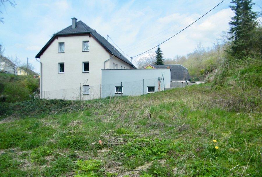 Terrain constructible à vendre à Wincheringen