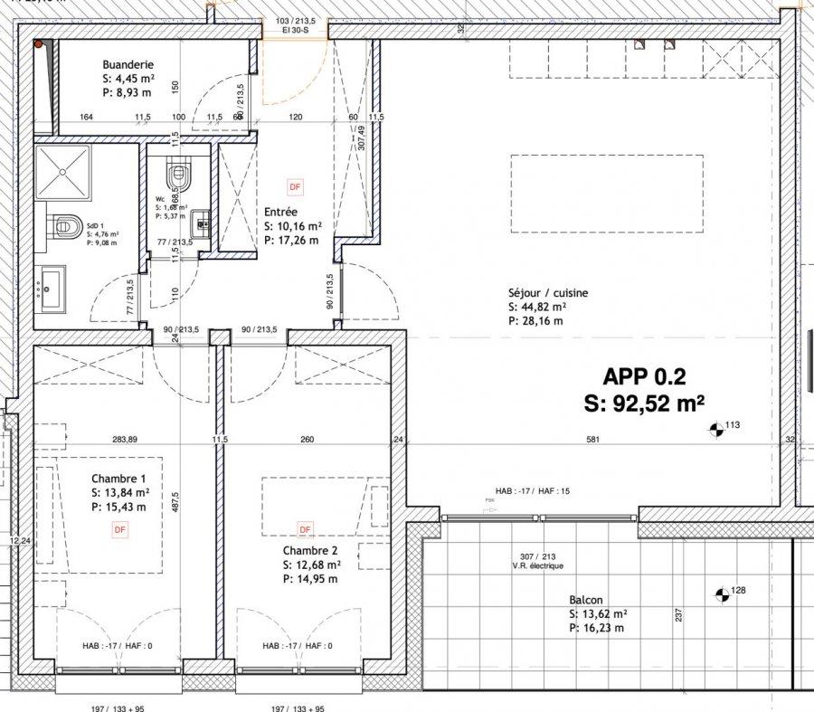 apartment for buy 2 bedrooms 94.79 m² mondorf-les-bains photo 2