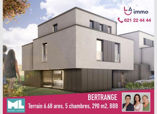 House for sale 5 bedrooms in Bertrange (LU) - Ref. 7072267