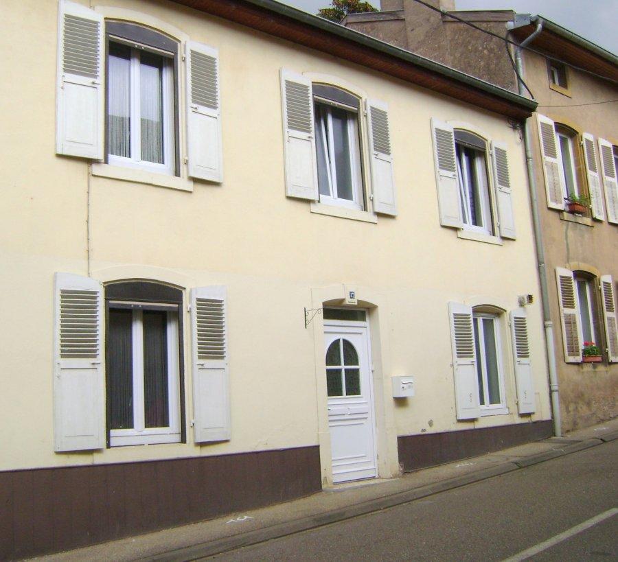 Maison à vendre F5 à Noveant Sur Moselle