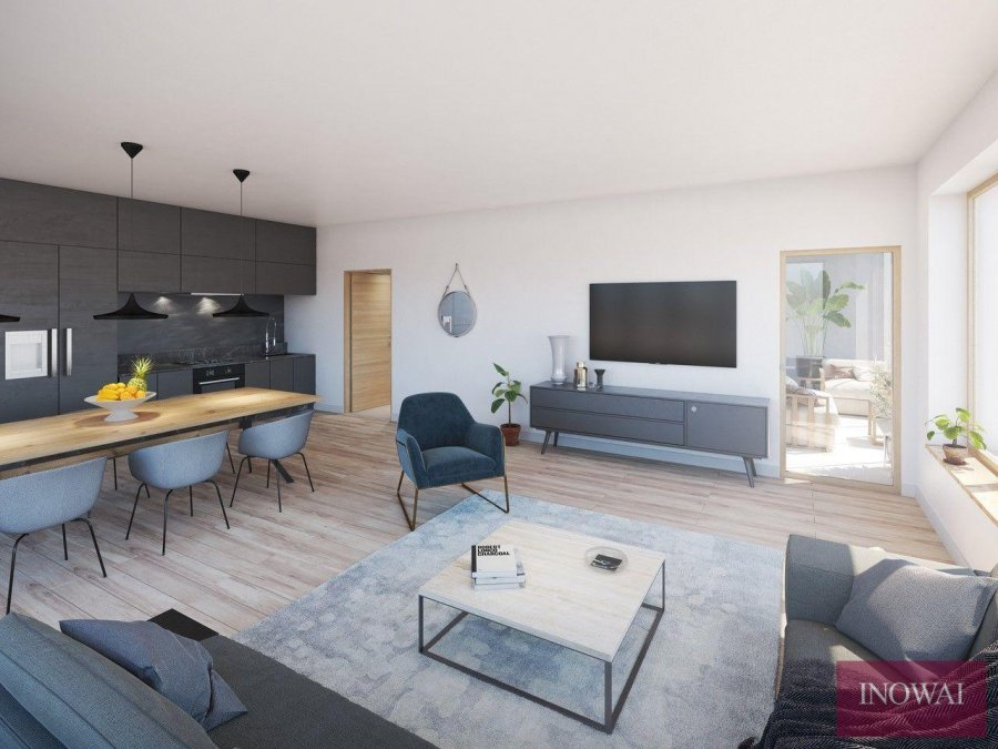 acheter duplex 2 chambres 88.59 m² belvaux photo 7