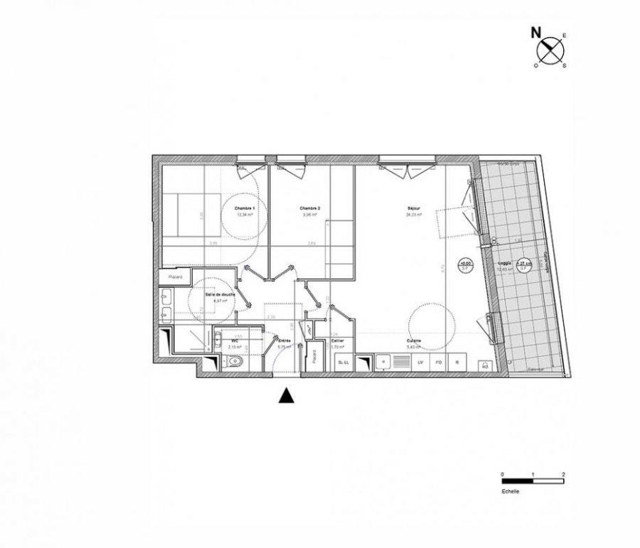 acheter appartement 3 pièces 66 m² saint-nazaire photo 4