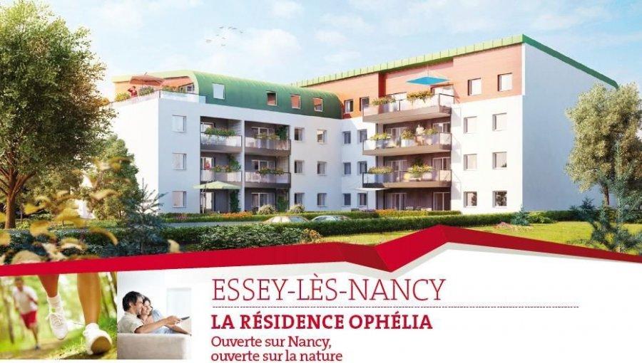 louer appartement 2 pièces 39.45 m² essey-lès-nancy photo 1