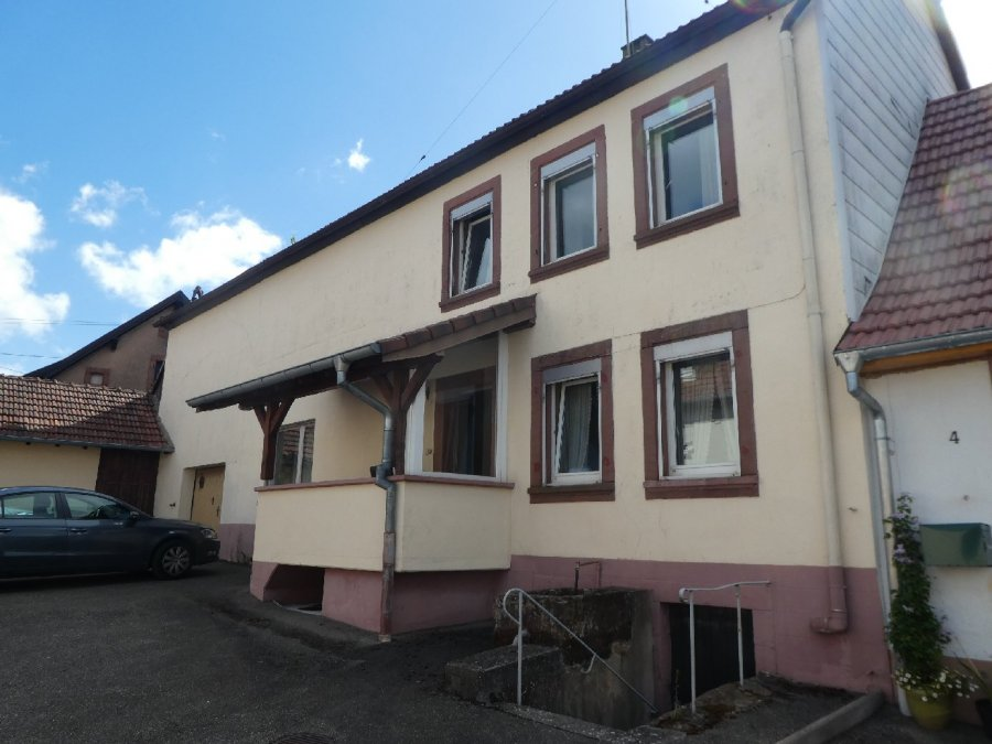 acheter maison 4 pièces 95 m² wingen-sur-moder photo 1