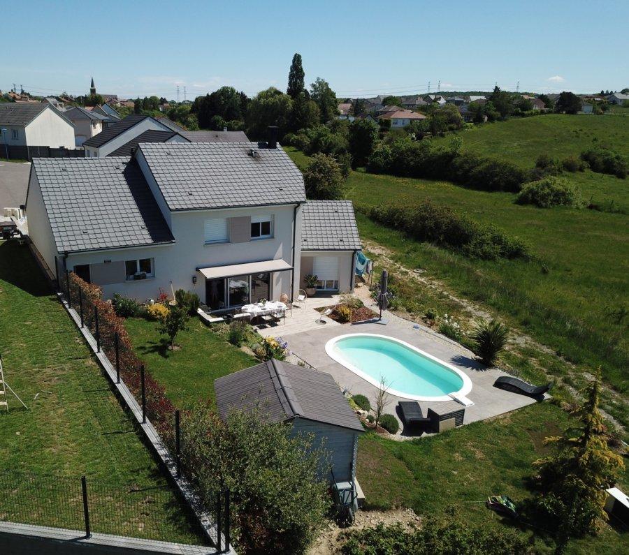 acheter maison individuelle 6 pièces 144 m² metzervisse photo 1