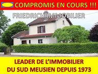 Maison à vendre F4 à Tréveray - Réf. 4559643