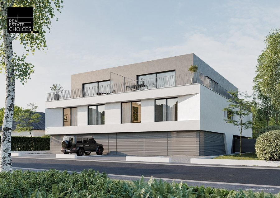 acheter penthouse 3 chambres 202 m² niederanven photo 1
