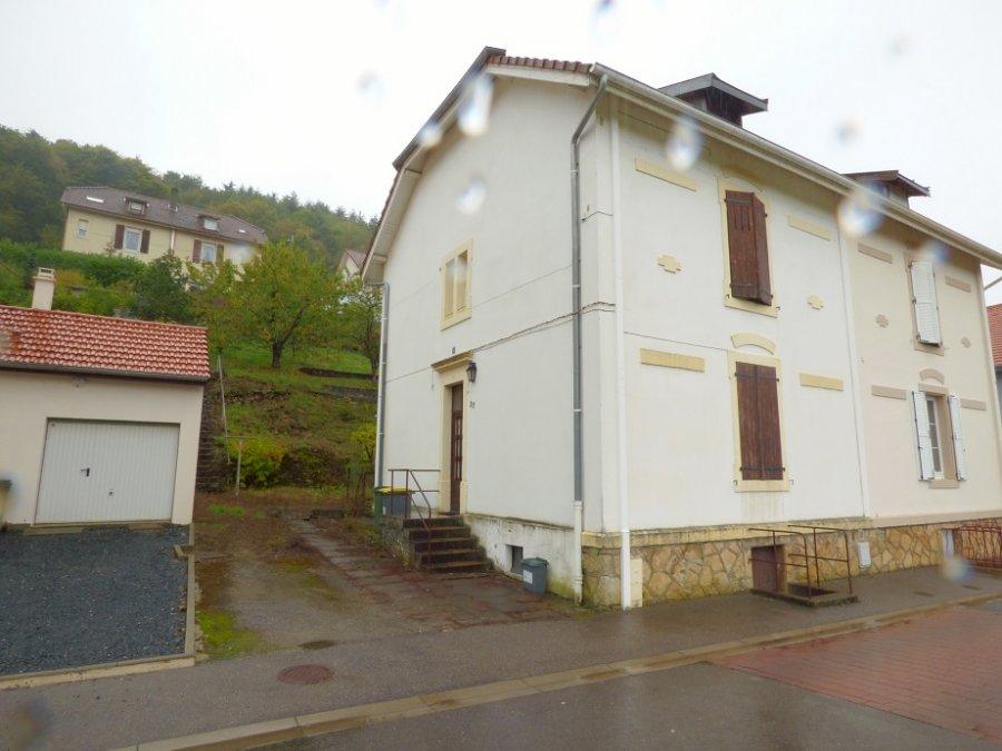 acheter maison 6 pièces 130 m² hayange photo 1
