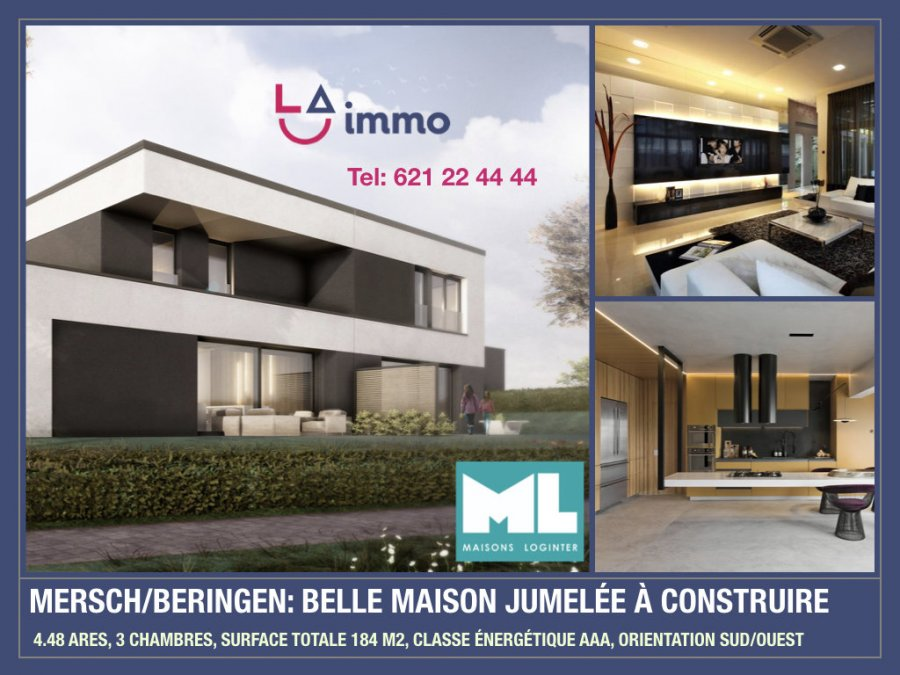 haus kaufen 3 schlafzimmer 168 m² beringen (mersch) foto 1