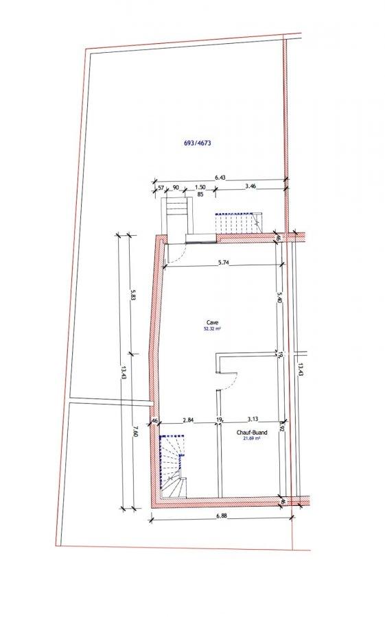 Maison à vendre 3 chambres à Trintange