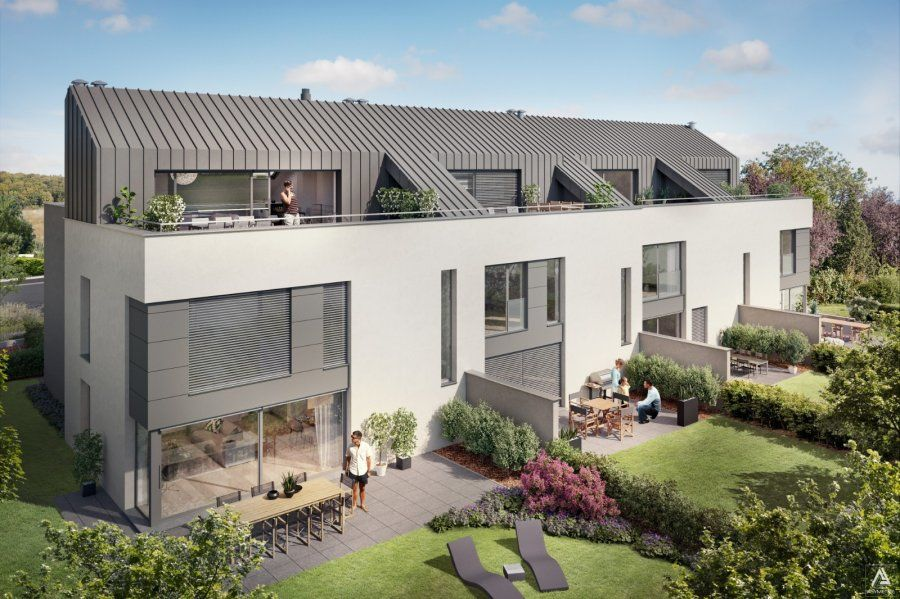 acheter résidence 0 chambre 96.45 à 106.03 m² lorentzweiler photo 2