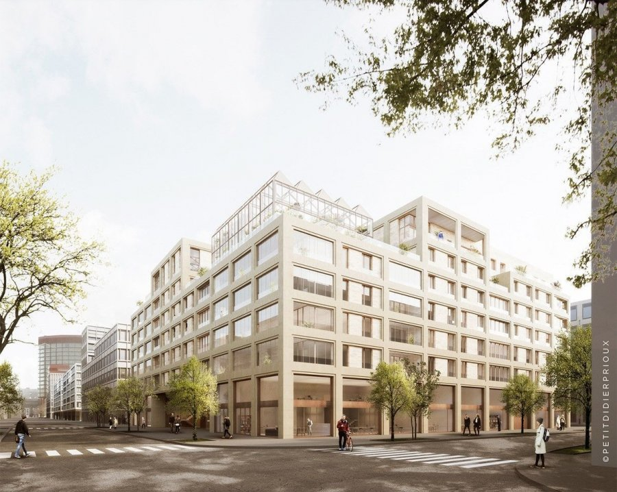 acheter local commercial 2 chambres 330.14 m² belvaux photo 1