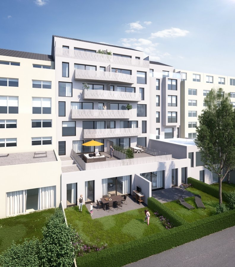acheter appartement 2 chambres 99.11 m² luxembourg photo 2