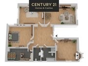 Apartment for rent 4 rooms in Saarbrücken - Ref. 7089691