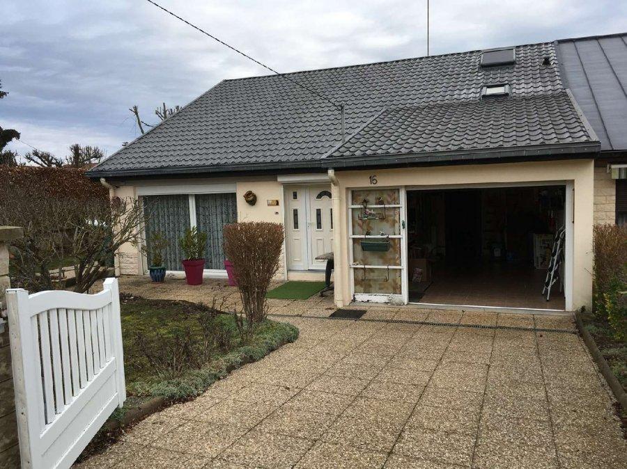 acheter maison 5 pièces 100 m² pont-à-mousson photo 2