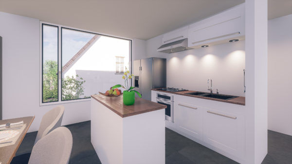 acheter duplex 3 chambres 127 m² holzem photo 4