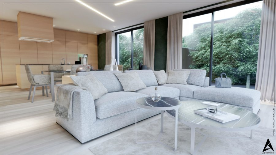 penthouse for buy 3 bedrooms 127.11 m² bertrange photo 2