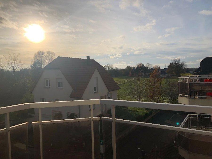 Appartement à vendre F3 à Sessenheim