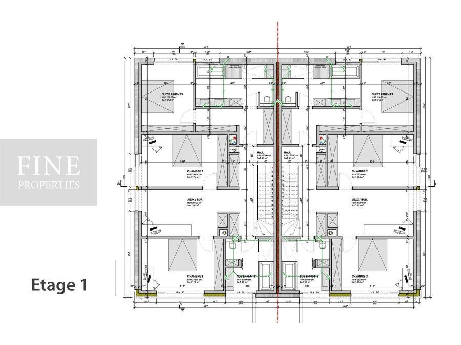 acheter maison 4 chambres 225 m² contern photo 7