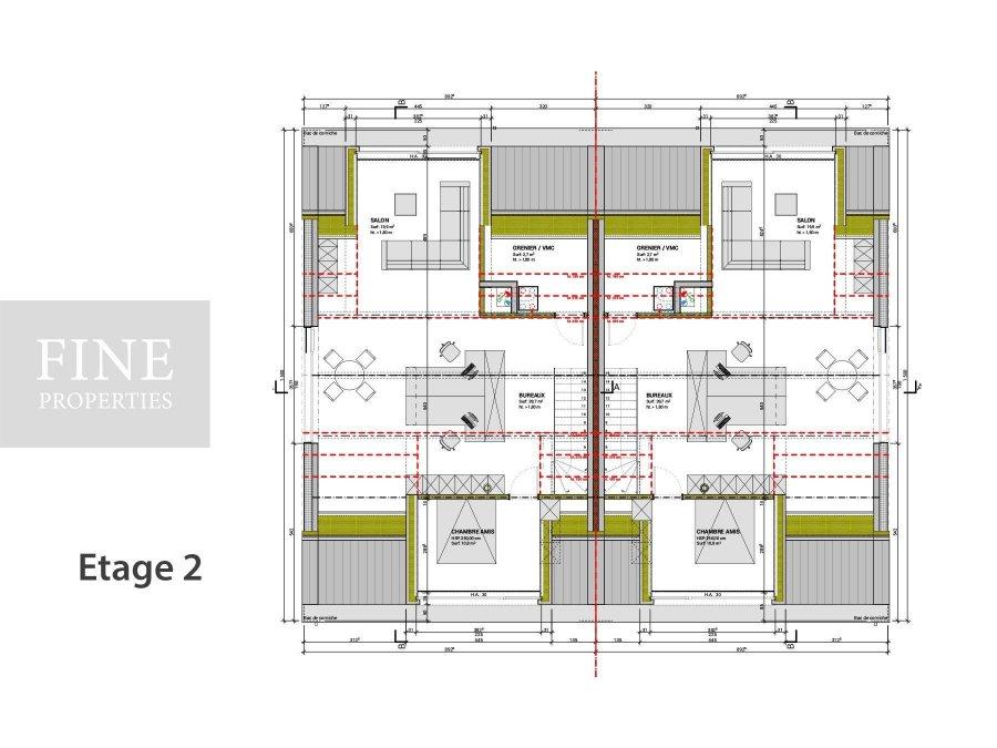 acheter maison 4 chambres 225 m² contern photo 6