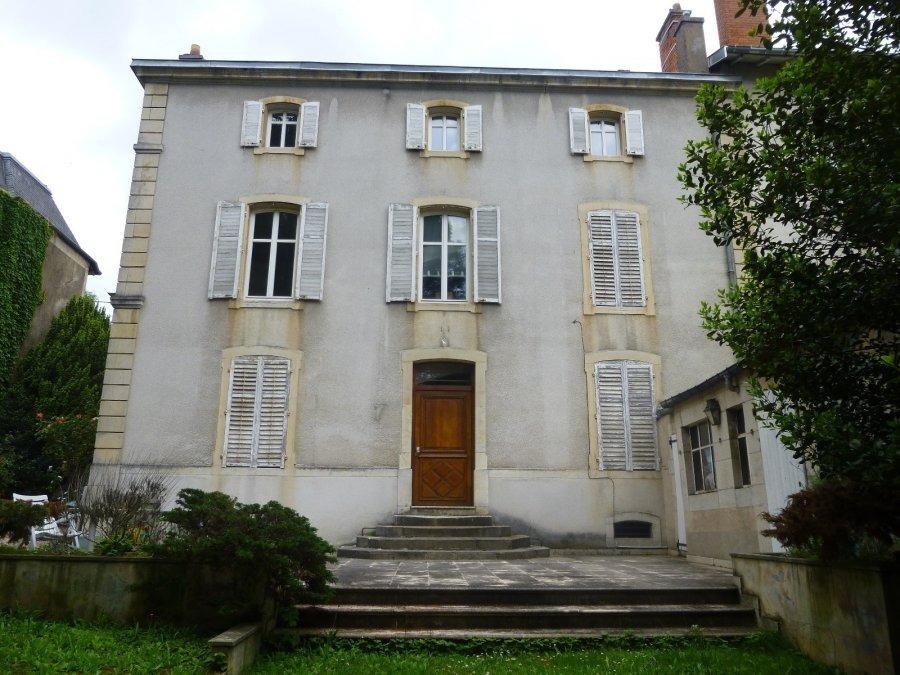 Maison individuelle à vendre F12 à Nancy-Boudonville - Scarpone - Libération