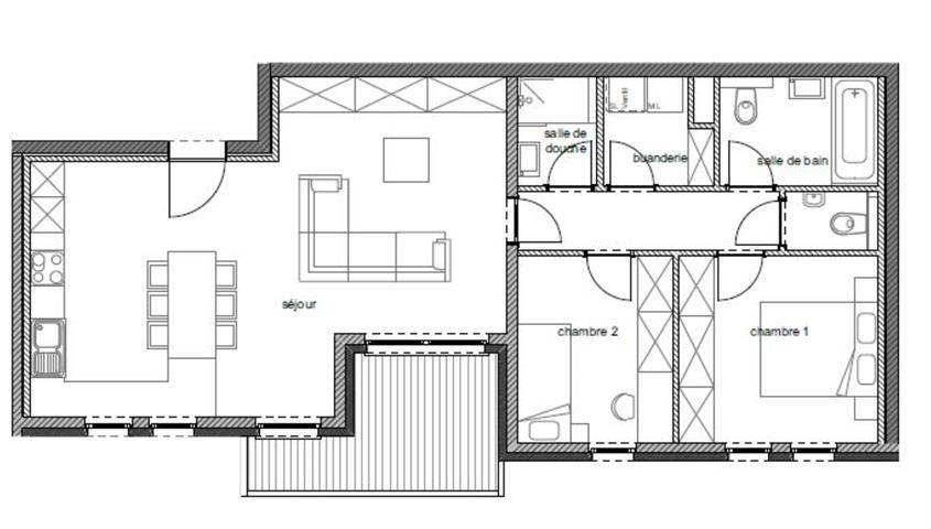 acheter appartement 2 pièces 85 m² arlon photo 2