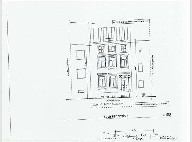 Maison à vendre 5 Pièces à Rehlingen-Siersburg (DE) - Réf. 6918443