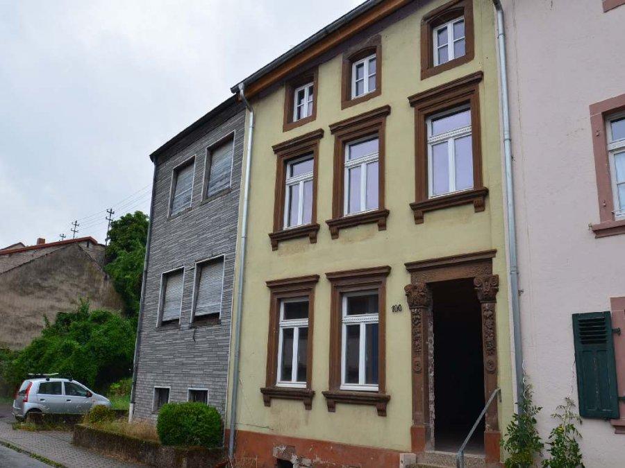 haus kaufen 5 zimmer 140 m² rehlingen-siersburg foto 1