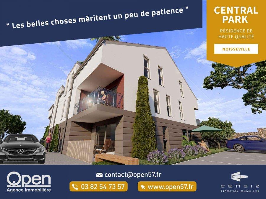 acheter appartement 2 pièces 47.56 m² noisseville photo 1