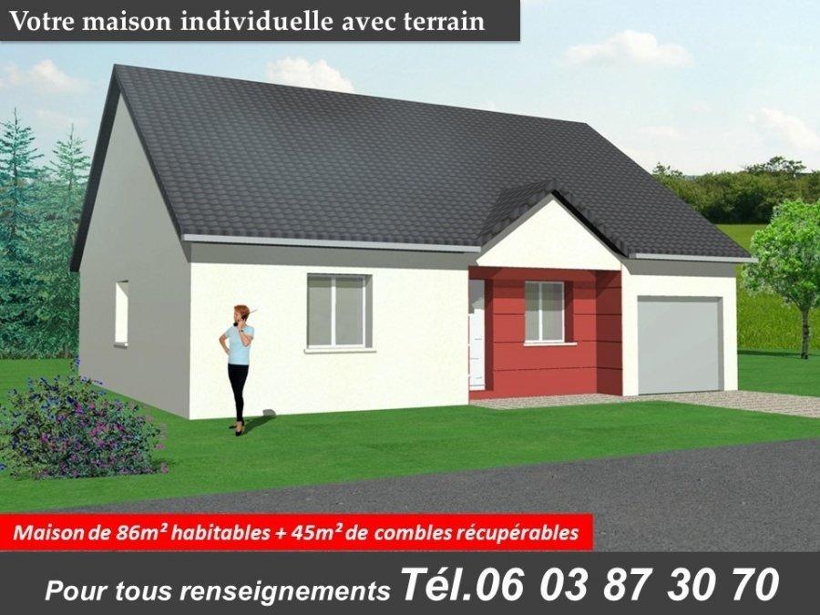 acheter maison individuelle 4 pièces 86 m² metz photo 2