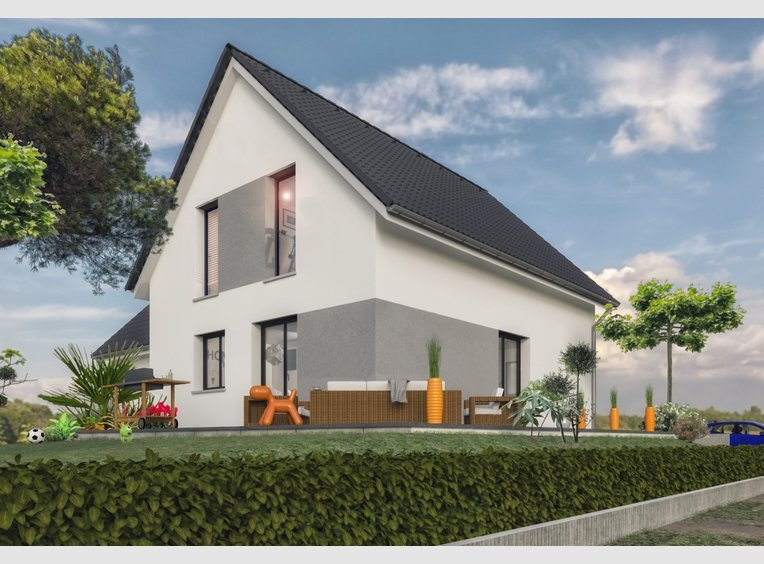 Maison individuelle à vendre F5 à Wittenheim (FR) - Réf. 4870955