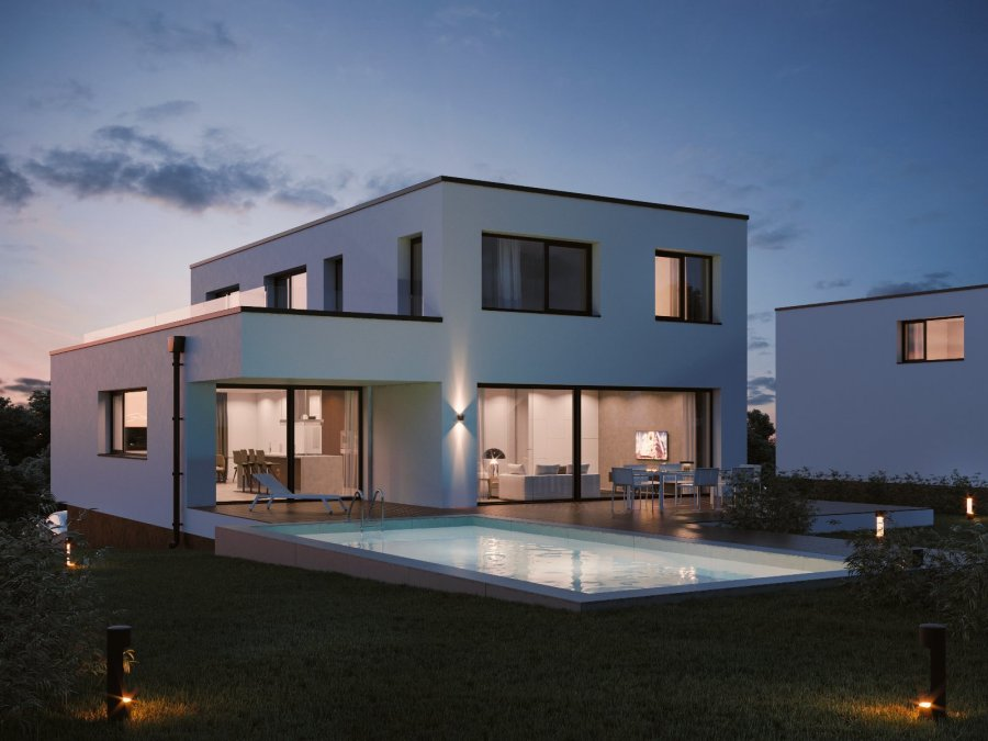 acheter villa 4 chambres 250 m² differdange photo 1