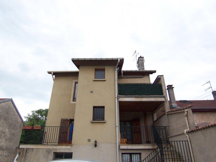 Appartement à louer F6 à Montauville