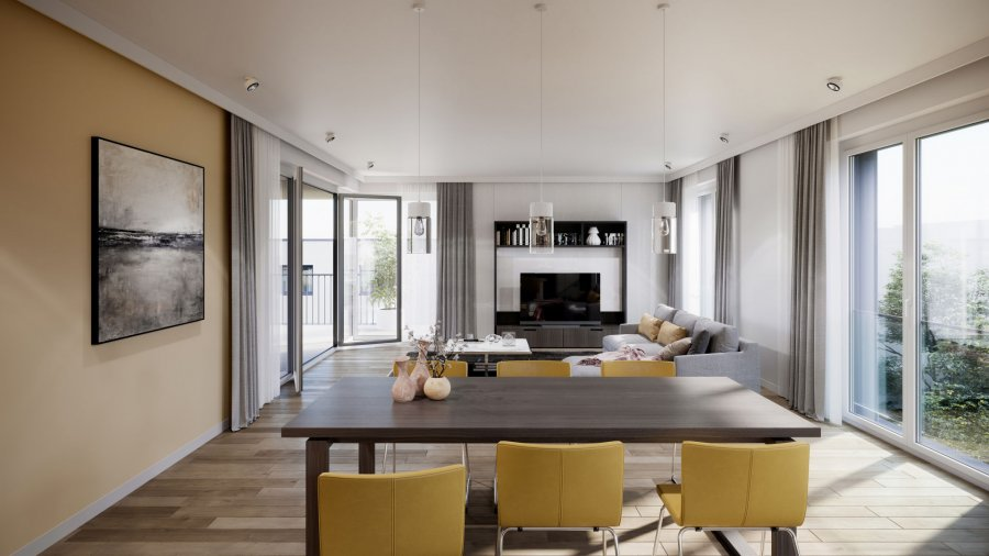 acheter appartement 2 chambres 85.6 m² bertrange photo 1