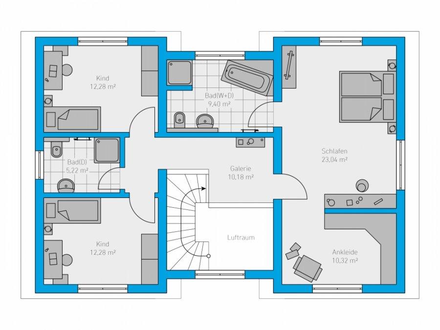 acheter maison 6 pièces 176 m² perl photo 3