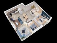 Appartement à vendre F3 à Vantoux - Réf. 7014187