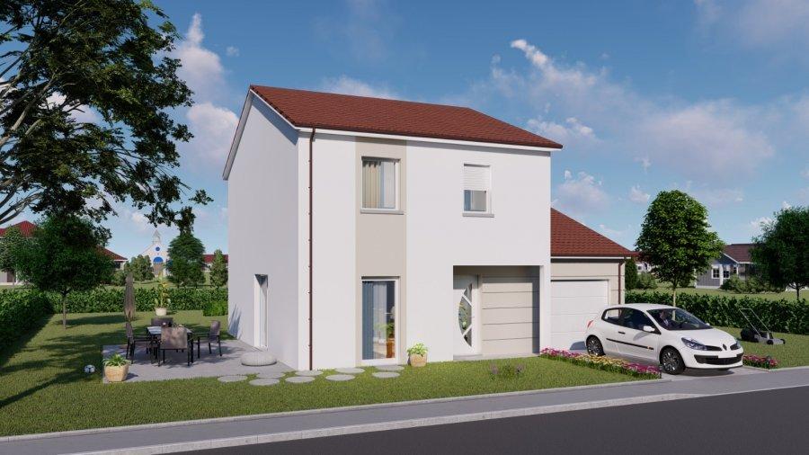 acheter maison 4 pièces 102 m² sillegny photo 1