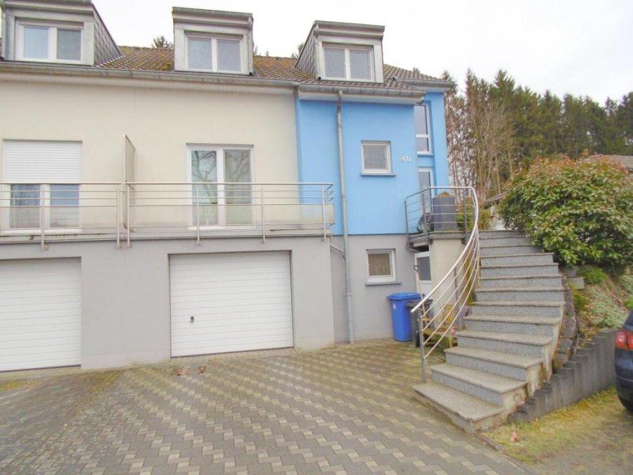 Maison jumelée à vendre 4 chambres à Brouch (Mersch)